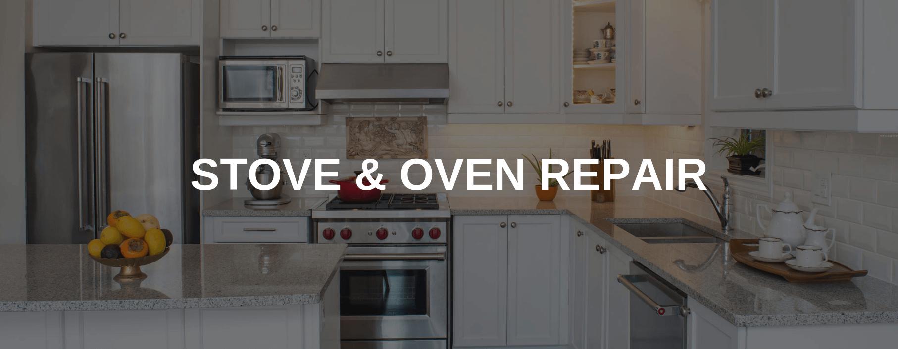 stove repair