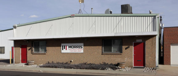 morris appliance repair centennial location